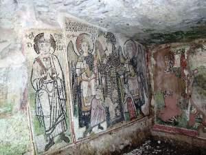 Durazzo-anfiteatro-cappella-mosaico9