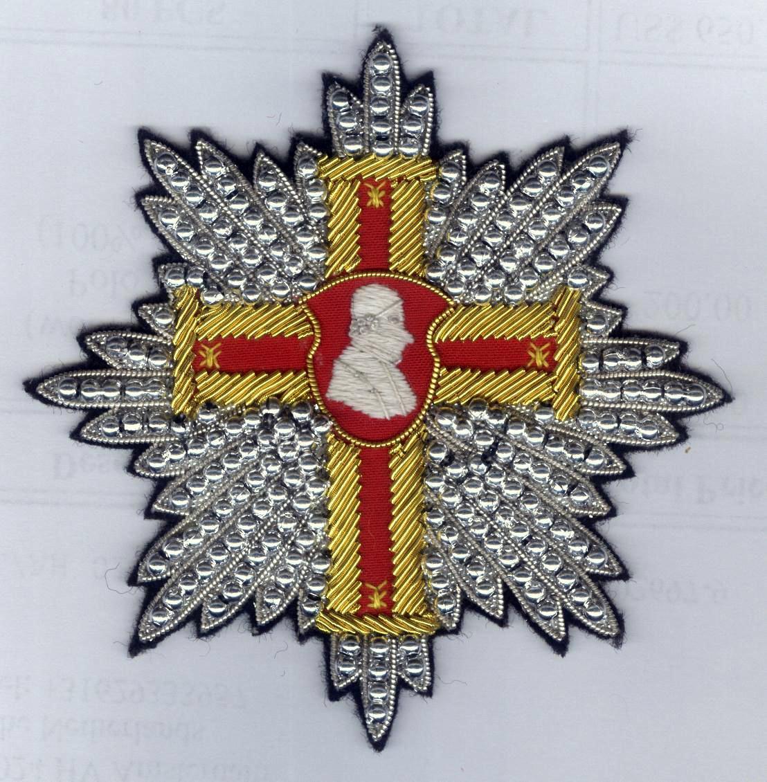 Medalioni Cavalier